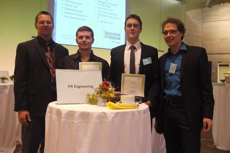 ITK unterstützt Studierende der Universität Stuttgart