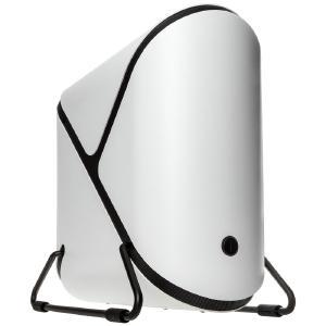 Exklusiv bei Caseking: Das kompakte Mini-ITX-Case BitFenix Portal mit ausgefallenem Dual-Frame-Design