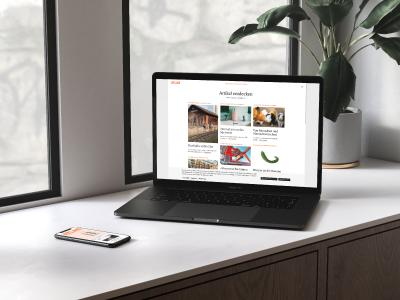 Das Gebrüder Weiss Kundenmagazin ATLAS ist ab sofort auch online abrufbar