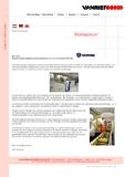 [PDF] Pressemitteilung: Scania Meppel erweitert die Pufferzone G en H und entscheidet sich für Van Riet