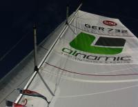 Segel mit alnamic Logo