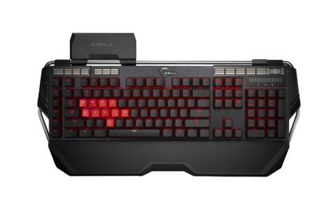 Spezialisierte Gaming-Tastatur von GSKILL