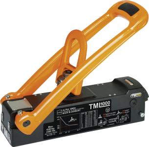 Strong and flexible: the  ALFRA TML 1000