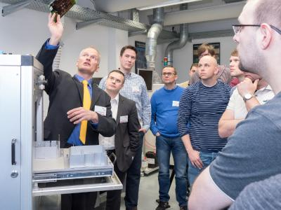 5. Peters Coating Innovation Forum fand großen Anklang