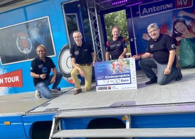 ALD RUN FOR CHARITY am 29.08.2020: 73.400 Euro Spendensumme erlaufen