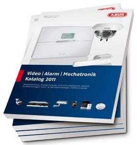 Video|Alarm|Mechatronik Katalog 2011
