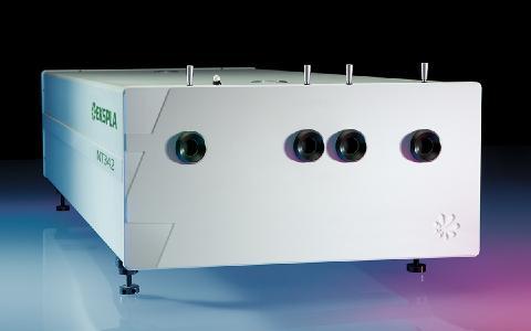 Abstimmbarer Nanosekundenlaser NT342