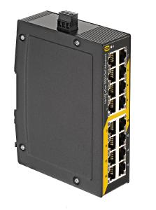 HARTING switch Ha-VIS eCon 3160GX-A-A with powerful CPU as special feature