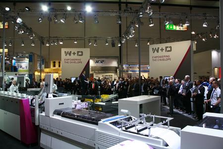 Premiere der W+D TIMOS auf der drupa 2012
