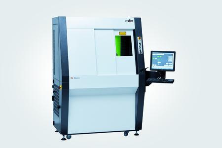 CombiLine Basic – effiziente 3D Laser-Beschriftung