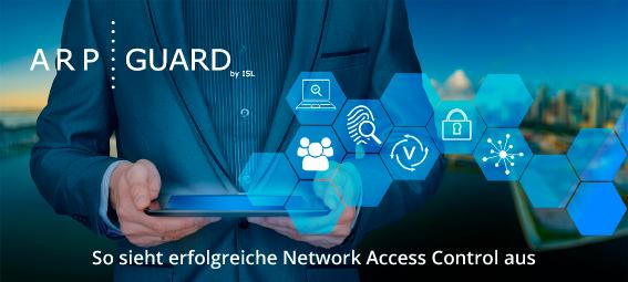 ARP-GUARD Network Access Control