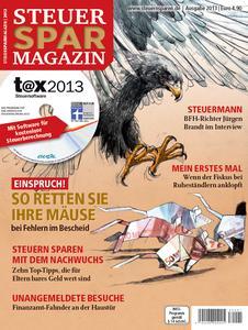 Steuer-Spar-Magazin 2013