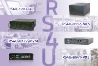 "Portwell kündigt auf Anwendungen fokusierte ""RS4U - READY SOLUTION FOR YOU"" embedded Computer Serie an"