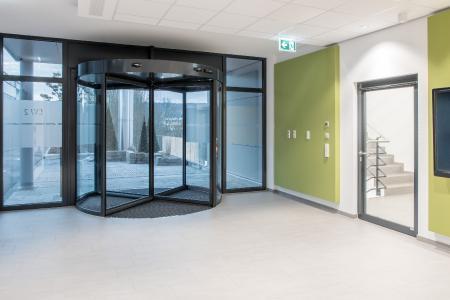Vernetzte Sicherheit. Made by GEZE. / Foto: GEZE GmbH