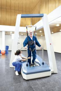 MossRehab is first in U.S. to get new technologies for rehabilitation