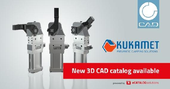 KUKAMET, CADENAS'ın geliştirdiği 3-boyutlu CAD ürün kataloğu platformuna dahil olarak dijitalleşme yolunda çok önemli bir adım attı