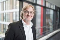 Jürgen Schütz, Partner beim Architekturbüro Koller Heitmann Schütz / Bildnachweis: Schüco International KG // Fotograf: Frank Peterschröder