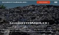 Schrottabholung in Bochum & unkompliziert und fair – schrott und Metall