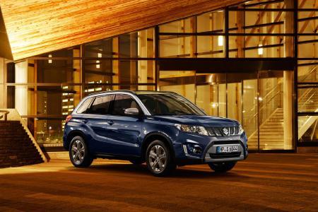 """Neues Sondermodell Suzuki Vitara """"limited"""" ab sofort im Handel"""