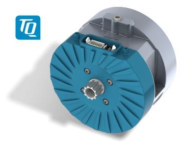 High-performance drive TQ 120 S from TQ