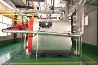 Extrem niedrige Stickoxid-Emissionen: Optimiertes Bosch-Heizkesselsystem mit Rezirkulationstechnologie.