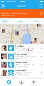 Neue dacadoo Gesundheitsindex-Applikationen für Android Smartphones und das iPhone