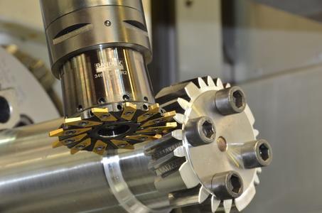 InvoMilling – Sandvik Coromants neues, fortschrittliches Fertigungsverfahren für die Herstellung von Verzahnungen