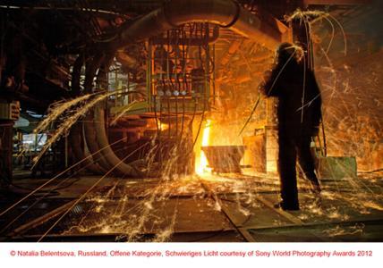 Copyright Natalia Belentsova, Russia, Open, Schwieriges Licht courtesy of Sony World Photography Awards 2012