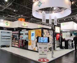 EuroCIS 2012 - Bunte Handelswelt: Der Online Software - Stand