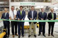 Schaeffler opens new logistics center in Kitzingen