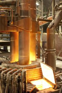 ArcelorMittal Temirtau receives a new 290-ton ladle furnace from SMS group.