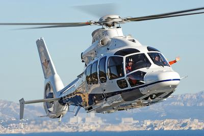 EC155 B1  (Ref. EXPH-0722-24, © Copyright Eurocopter, Anthony Pecchi)