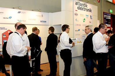 Atlantik Elektronik Messestand