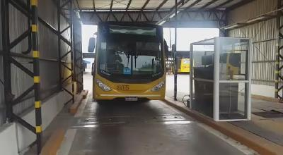 Rosario Bus Achieves Improvements in Tyre Pressures and Tread Depth thanks to PNEUSCAN