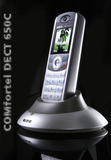 Farb-DECT-System im Hightech-Design