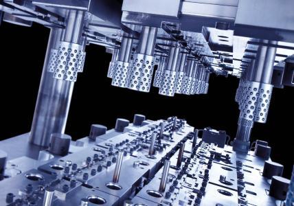 Schroeder+Bauer fertigt mit höchster Präzision und Zuverlässigkeit Umformwerkzeuge für Crimp- und Einpresskontakte