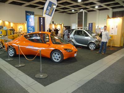 SolarMobility, Jetcar