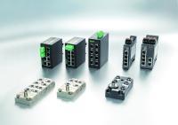 Zentrale Schnittstelle: Leistungsstarke Switche von Murrelektronik nehmen eine wichtige Zentralfunktion in PROFINET-Installationen ein. Sie ermöglichen neben Linienstrukturen auch Stern-, Baum und Ringaufbauten