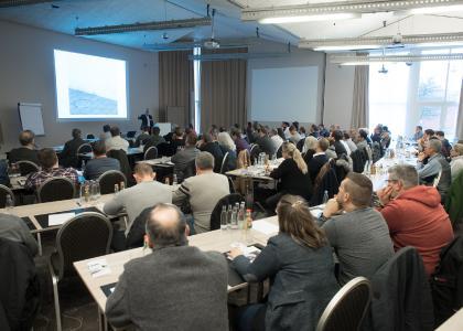 Nach dem Auftakt in Neumünster waren die Info-Tage 2018 in Hamburg zu Gast. Beide Veranstaltungen waren ausgebucht. Bildquelle: Bernhard Remmers Akademie, Löningen