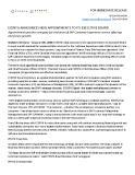 [PDF] Press Release: ECENTA AG gibt Erweiterung des Vorstands bekannt