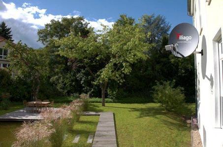 FILIAGO DSL für  ALLE Sat Antenne an Hauswand