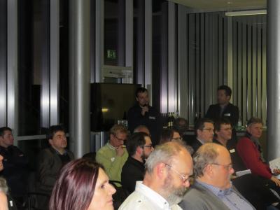 Jan Kammerl, Wirtschaftsförderung, Wirtschaftsförderung Erzgebirge GmbH