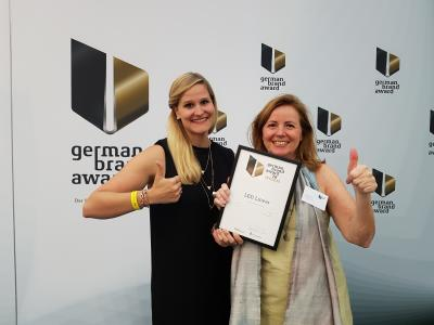 German Brand Award 2018 für LED Linear