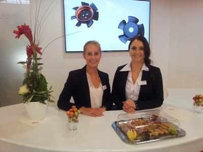 Interpret GmbH   Messehostessen Fakuma 2014