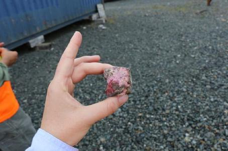 First Cobalt Erz