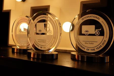 International Cargobike of the Year 2019 Awards