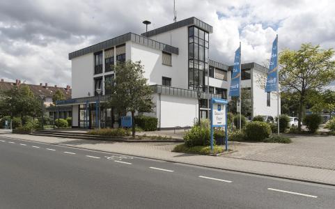 Hauptsitz der Stadtwerke Dreieich