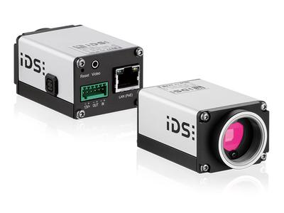 IDS presents IP camera with onboard video server