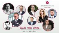 Bereits zum 13. Mal lädt die communicall GmbH Marketing- und Vertriebsexperten zum Erfahrungs- und Ideenaustausch nach Bayreuth ein.
