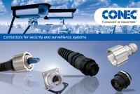 Connectors for security and surveillance systems